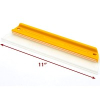 "Soft-n-Dry T-Bar Water Blade (11"")"