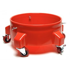 Wash Bucket Dolly - RED