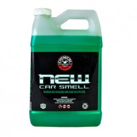 Chemical Guys - New Car Smell Premium Air Freshener & Odor Eliminator (128oz) - 70% Full